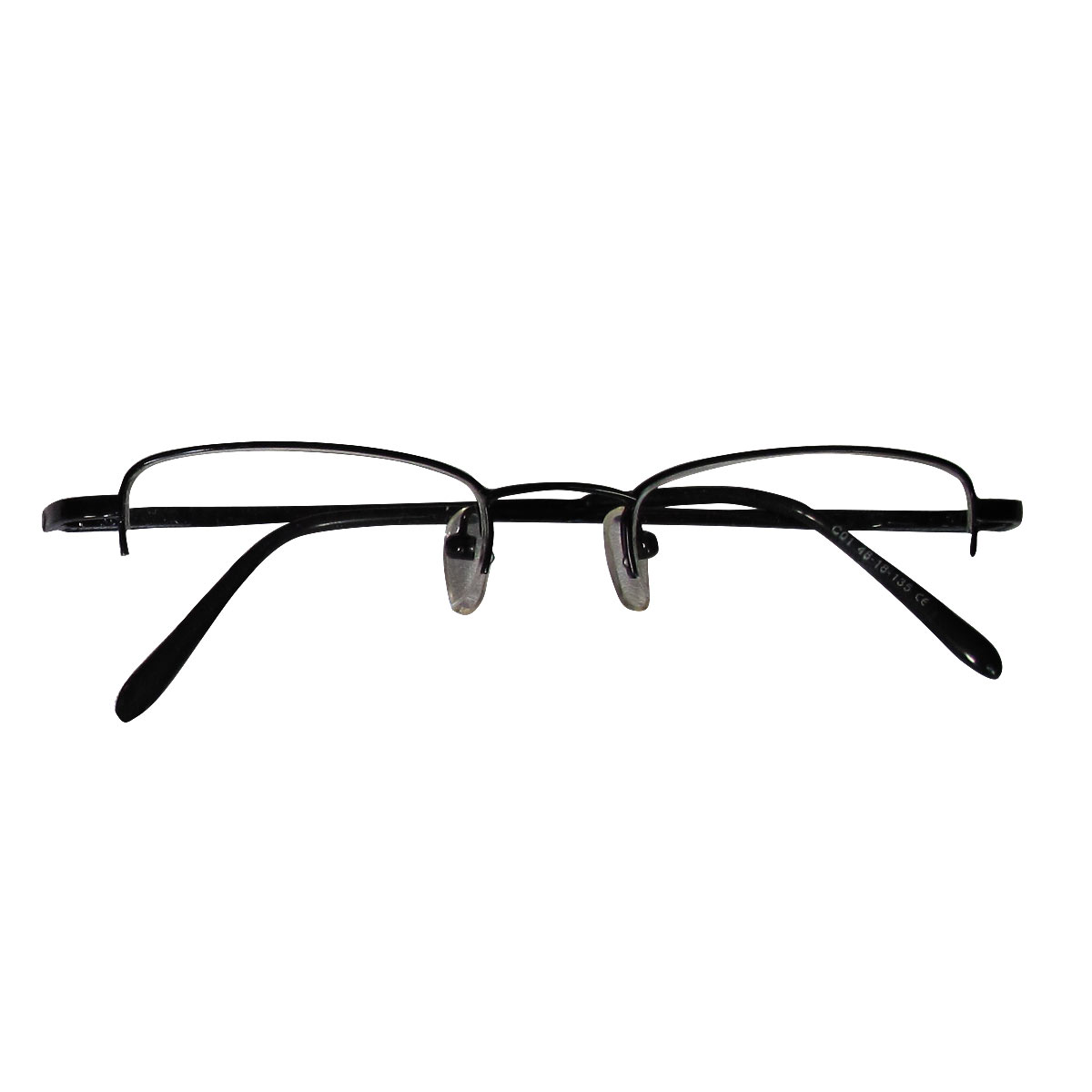 Glasses Frame 48-18-135 Black